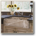 Stone Kitchen Sinks