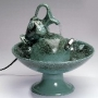 Indoor Fountain - Green
