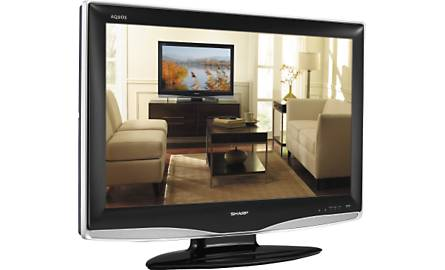 Sharp - AQUOS® 26\'\' LCD TV