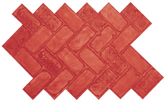 Herringbone Used Brick (New Mold)