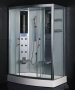Ariel Platinum - DZ944F3 Steam Shower 59 x 35