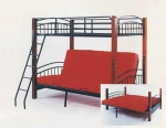 Burlington - Medium Futon Bunk