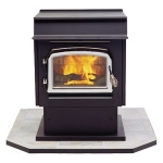 Standard Glow Boy Freestanding Nickel Trim
