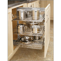 Base/Pantry Pull-Out Organizer 18\
