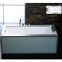 Ariel Platinum  Whirlpool Bath Tub 72 x 36