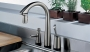 Pascal Kitchen Pull-Down Faucet w/ Soap Dispenser