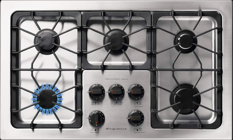 Gas Cooktop w/5-Burners