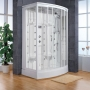 Ameristeam Walk-in Steam Shower 56 x 38