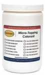 Micro-Topping Colorant