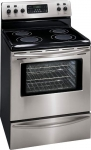 Free-Standing Smoothtop Range w/ Self Clean Oven