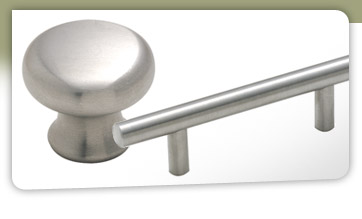 Contemporary Cabinet Hardware - Various Styles
