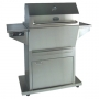 Kentwood Pellet BBQ, Stainless Steel