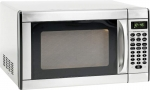 Danby - 0.7 Cu. Ft. 800 Watt Microwave - Stainless