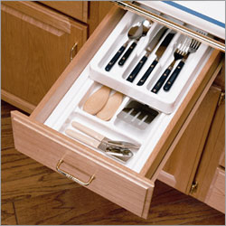 Roll-Out Cutlery Tray