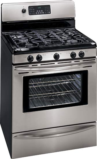 Gas Range w/ Self Clean Oven