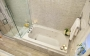 Acrylic Soaker Tub - Bliss - 60\