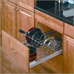 Pull-Out Cookware Organizer