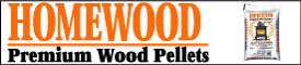 40 LB Bag of Wood Pellets