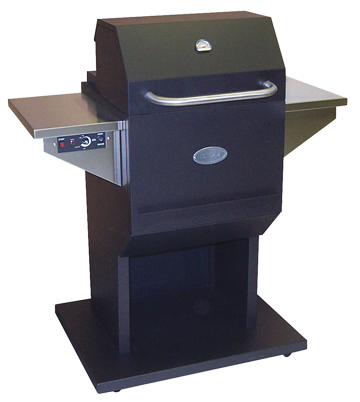 Little Louie Wood Pellet BBQ