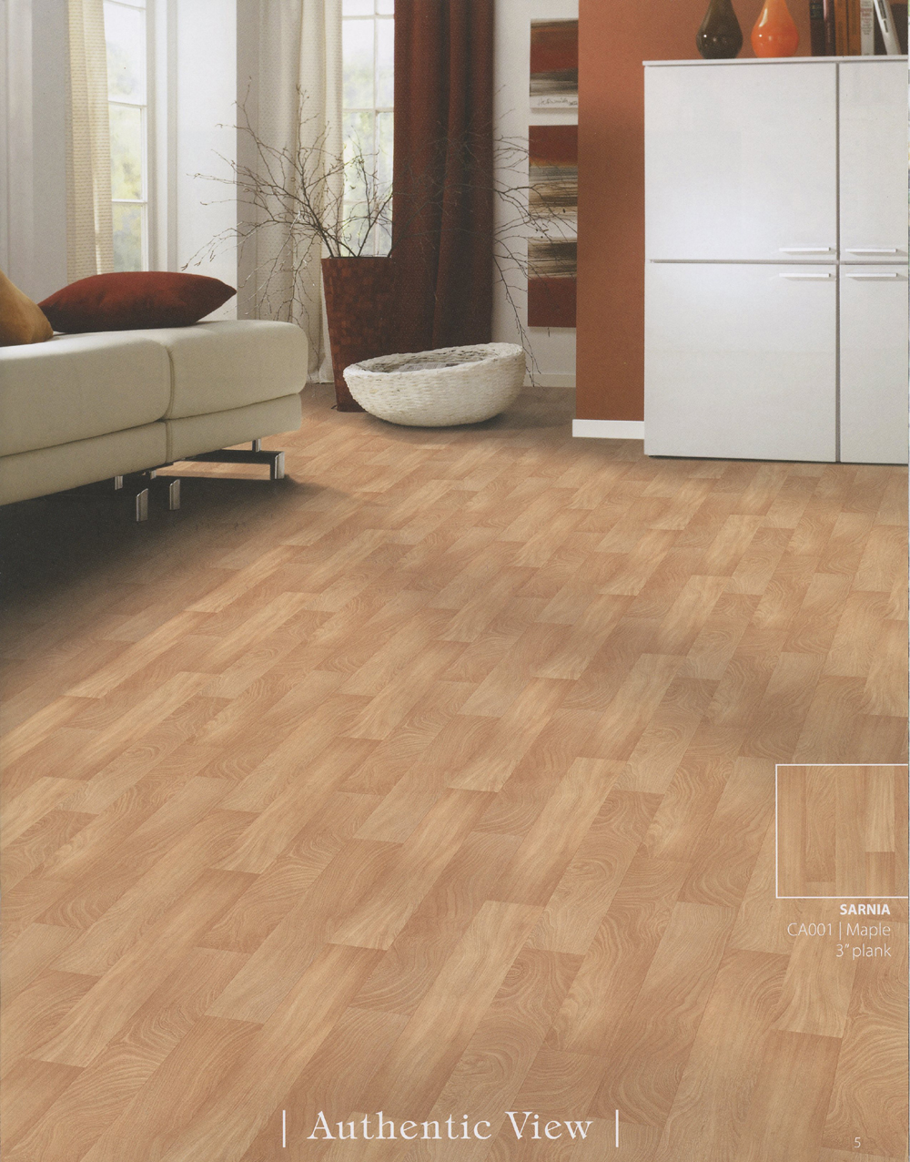Tarkett - Fiber Floor, Authentic View Series - 100mil