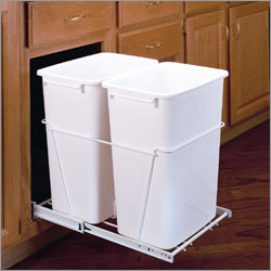 Recycling Pull-Out Bin x2