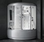Steam Shower - Round 1200/1300/1380mm