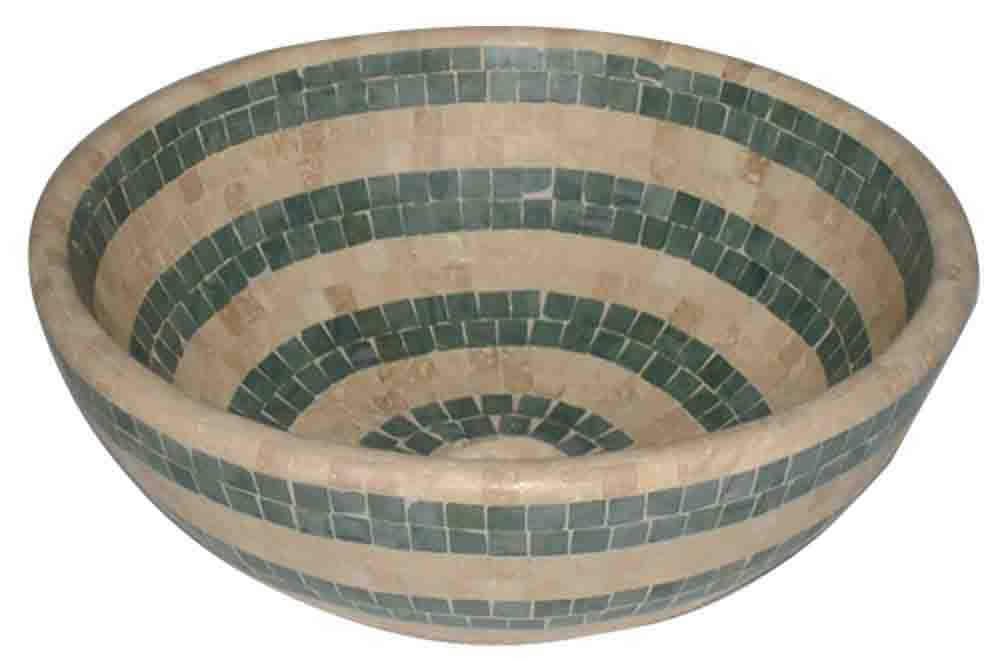 Stone Vessels - Mosaic - Various Styles