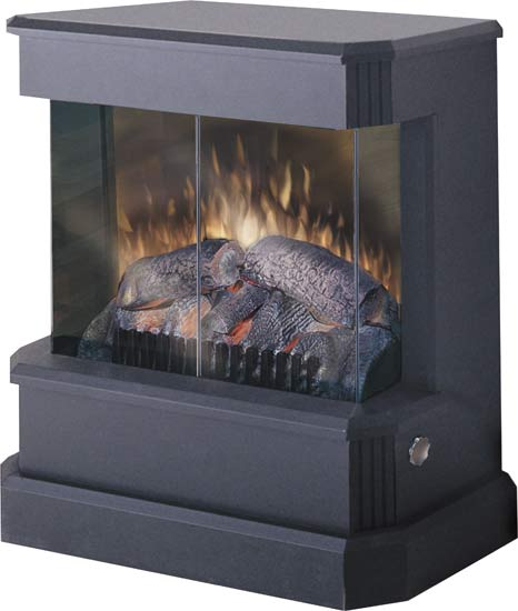 contempra - Free-Standing Electric Fireplace