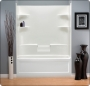 Mirolin - Belaire - Tub/Shower 60\