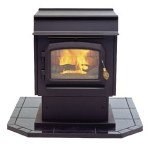 Standard Glow Boy Freestanding Black Trim