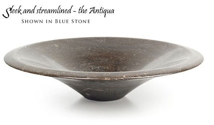 Antigua - Natural Stone Vessel - 17