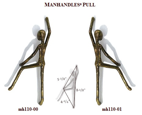 MANHANDLES COLLECTION - Pull MH110