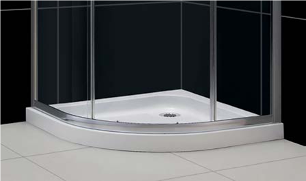Shower Tray - Quarter Round  - 33x33, 36x36  & 36x36