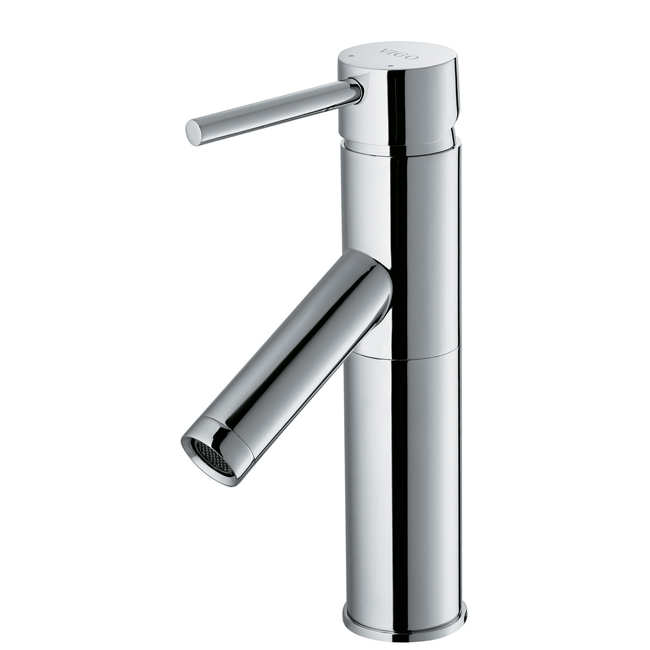 VG01008CH - Single Lever Chrome Finish Faucet