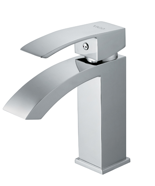 VG01015CH - Single Lever Chrome Finish Faucet