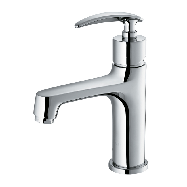 VG01026CH - Single Lever Chrome Finish Faucet