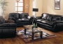 Lorimar Sofa - Black or Brown