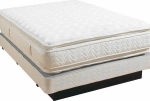 Majestic - King Pillow Top Semi Flex