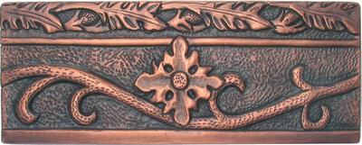 Copper Border Tiles - Various Styles & Sizes
