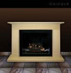 Baroque - Fireplace Pages