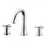 Two Handles Bathroom Faucet - A105140