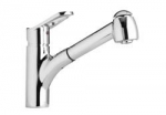 ARIES - Single lever, pull-out faucet