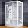 Ameristeam Whirlpool Steam Shower 52 x 40