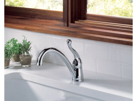 Talbott Collection - Single Handle Kitchen Faucet