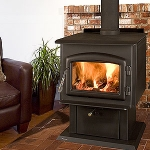 Chalet 1800 - Freestanding Woodstoves
