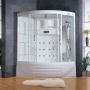 Ameristeam Whirlpool Steam Shower 56 x 56