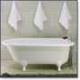 Clawfoot Bathtub - Syan