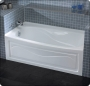 Mirolin - 6\' Tile Flanged Bathtub
