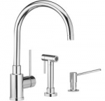 HARMONY-S - Single lever, solid spout faucet