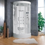 Ameristeam Whirlpool Steam Shower 40 x 40